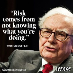 Risks Need To Be Taken