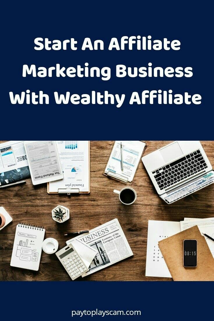 Start a Business with Wealthy Affiliate
