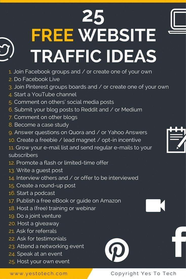 Traffic Ideas