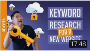 Keyword research for 2019