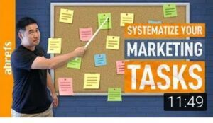Marketing Tasks